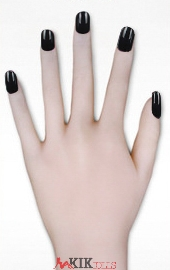 Black fingernails