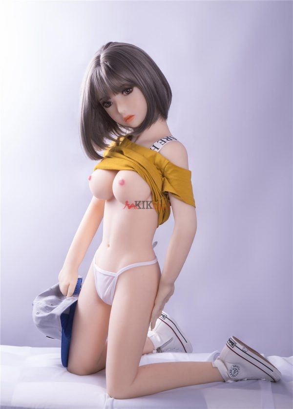 125cm blow up mini sex doll - Emery