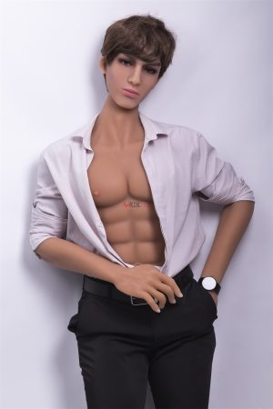 160cm muscular realistic male sex doll - William