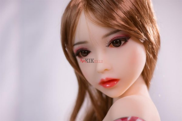 88cm cheap mini silicone sex doll - Sunny