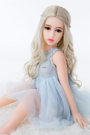 100cm flat chest mini sex doll cheap