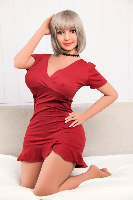 157cm lifelike bbw sex doll Kaia