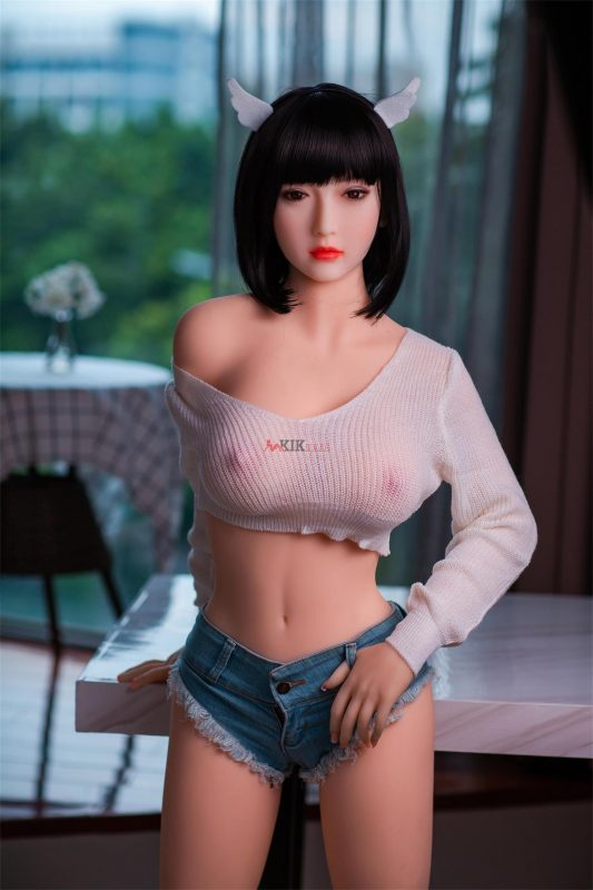 160cm cute full size big butt tpe love doll Celeste