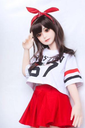 100cm realistic asian mini sex doll Carolina