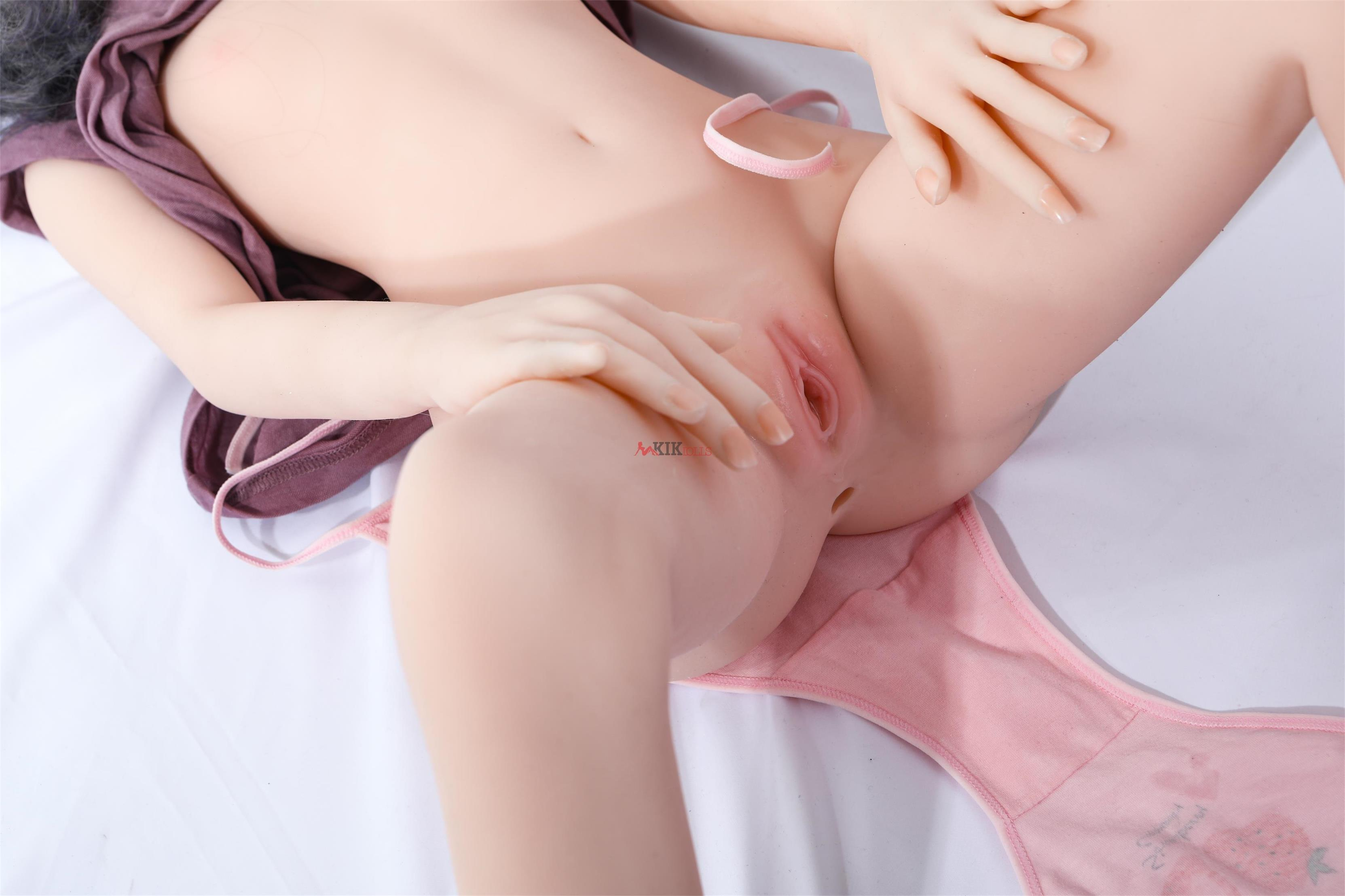 125cm Japanese flat chested sex doll Ichika
