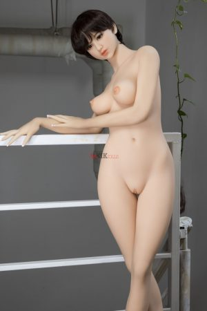 Asian sex doll with short hair - kelsey