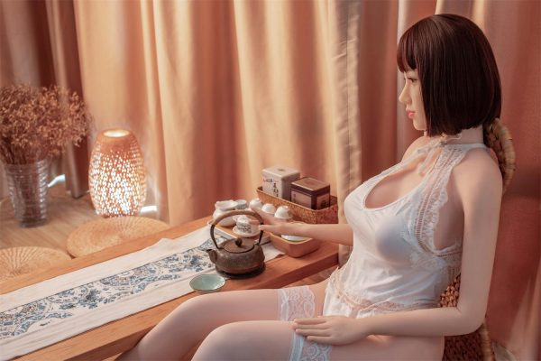 Candy - 158cm silicone sex doll