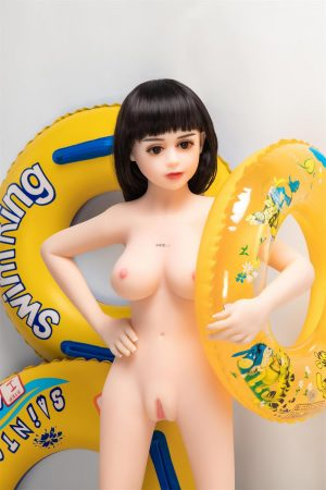 Debbie - 100cm mini sex doll