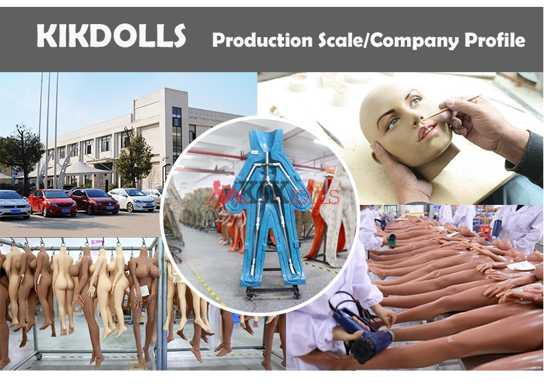 KIKDOLLS - Product Size and Company Profile