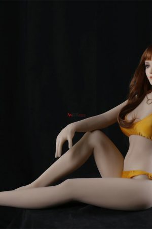 Alena - 100cm lifelike mini sex doll