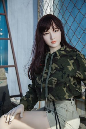 Ellis - 170cm Asian Sex Dolls In Military Dress