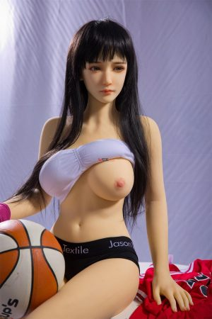 Nataly - 158cm Small breasted basketball player female sex doll