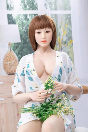 Yami - 168cm sexy life size new asian silicone sex doll